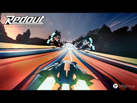 Redout Enhanced Edition Gameplay [PC]