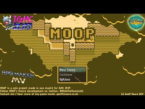 First Impression MV - Moop - IGMC 2017 - RPG Maker MV