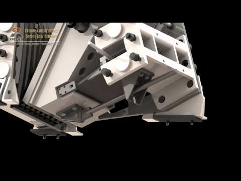 VIPEAK C-series Jaw Crusher.flv