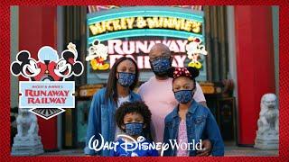 Mickey & Minnie's Runaway Railway | Walt Disney World na Florida