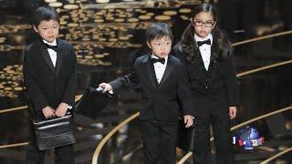 VOA连线:奥斯卡调侃亚裔惹争议