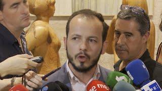 """Baena: """"La única culpable de la situación en La Rioja es Andreu"""""""