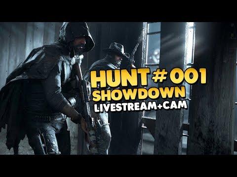 Hunt Showdown | Alpha | Multiplayer | Cam 👑 #001 [Let's Play][Gameplay][Deutsch]