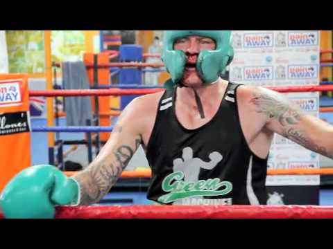 DANNY GREEN TV Day 2 Sydney Training Camp - Sparring