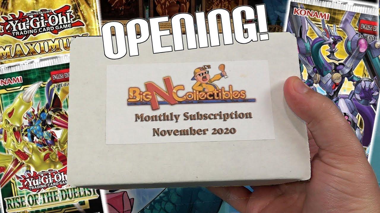 Yu-Gi-Oh! 2020 Mystery Crate!? Hard To Find Packs!