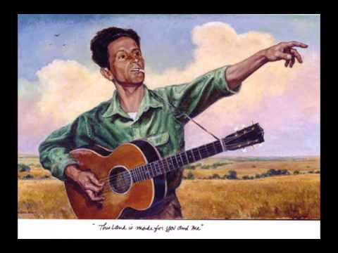 Woody Guthrie - Train Breakdown
