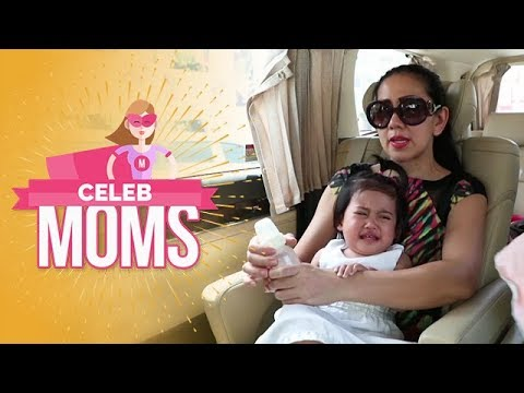 Celeb Moms: Venna Melinda, Saat Vania Nangis - Episode 135