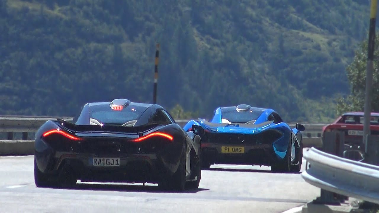 The Most Expensive Car Event In Switzerland Supercar Owners