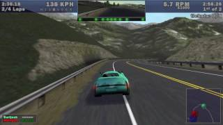 Need For Speed III - Hot Pursuit - Hot Pursuit: Rocky Pass (1998) (WINDOWS)