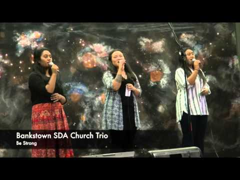 Be Strong - Cyclone Winston Fiji Mission Appeal Sydney Concert
