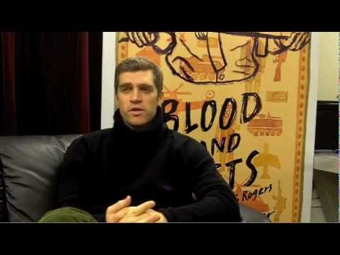 BLOOD AND GIFTS: An  with cast member Jeremy Davidson