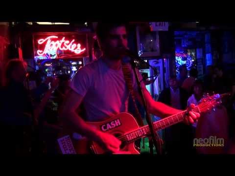 Mitch Rossell covering You And Me Go Fishing In The Dark by Nitty Gritty Dirt Band at Tootsie's
