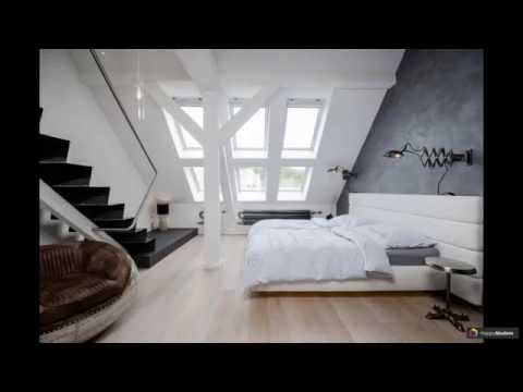 Мансардный этаж: 60 подсказок для интерьера мечты