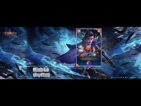 Ảnh Bìa Video Liên Quân Mobile – Ryoma Samurai Huyền Thoại