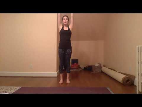 Vinyasa Yoga with Julia - 45 Minutes