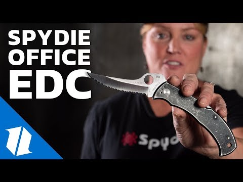 What Knives Do Spyderco Employees Carry? | Knife Banter Ep. 68