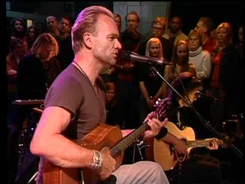 much more music live! Sting