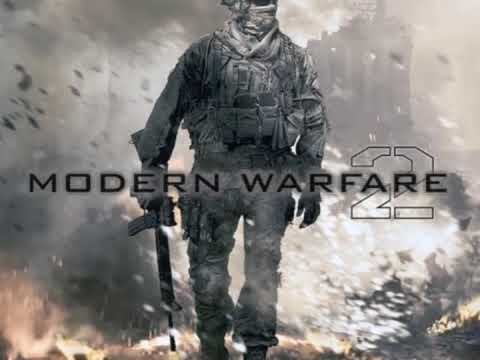 CoD: Modern Warfare 2 Soundtrack - Whitehouse Ending