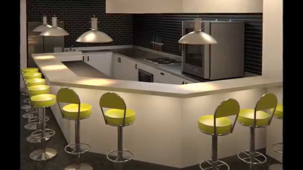 Catering Projects Presentation Video Two Commercial Kitchen Design Youtube