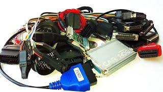 🔑 CARPROG Full ➤ Авто с которыми работает программатор IMMO, Airbag + приборных панелей Carprog!