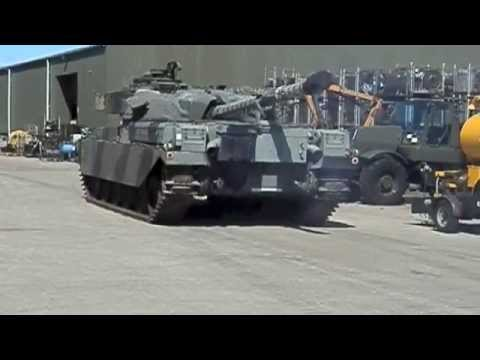 Mk10 Chieftain Main Battle Tank For Sale Www.mod-sales.com