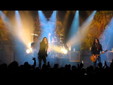 "The Tea Party ""Medley with guest Todd Kerns"" Commodore, Van. Dec.10/14"