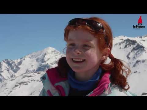 Why do Skiiers Love Skiing in La Plagne? | Erna Low