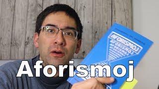 Libro pri aforismoj | Esperanto vlogo