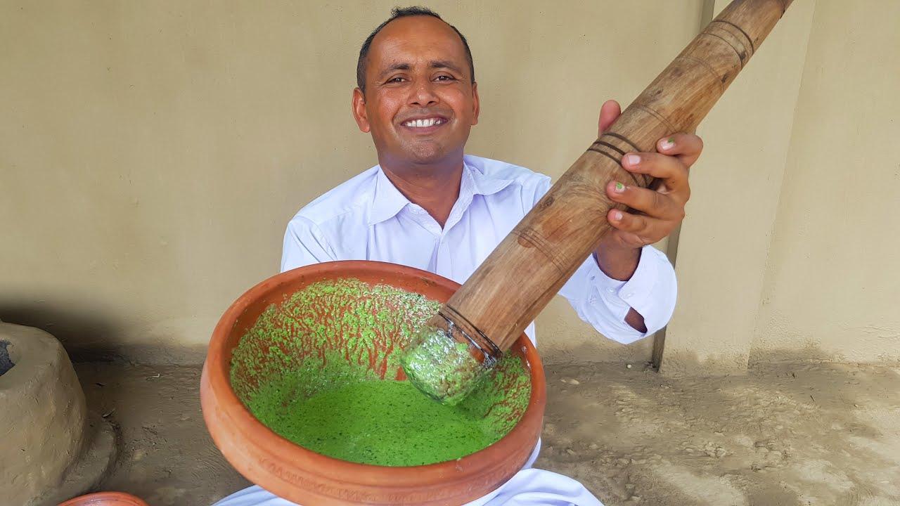 Chutney Recipe | Delicious Chutney Ever | Mubashir Saddique | Village Food Secrets