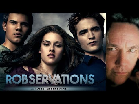 TWILIGHT, MORAL PANIC AND THE NECESSITY OF GENRE FICTION. ROBSERVATIONS Live Chat #137