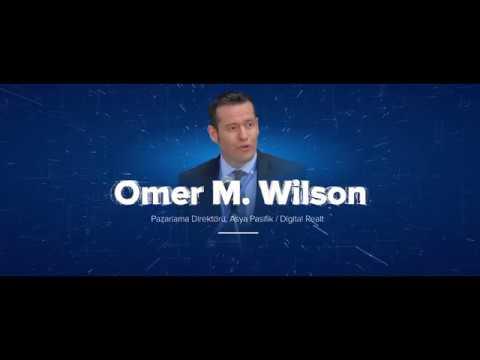 Omer M. Wilson @ The MarketingSummit™ Istanbul 2018