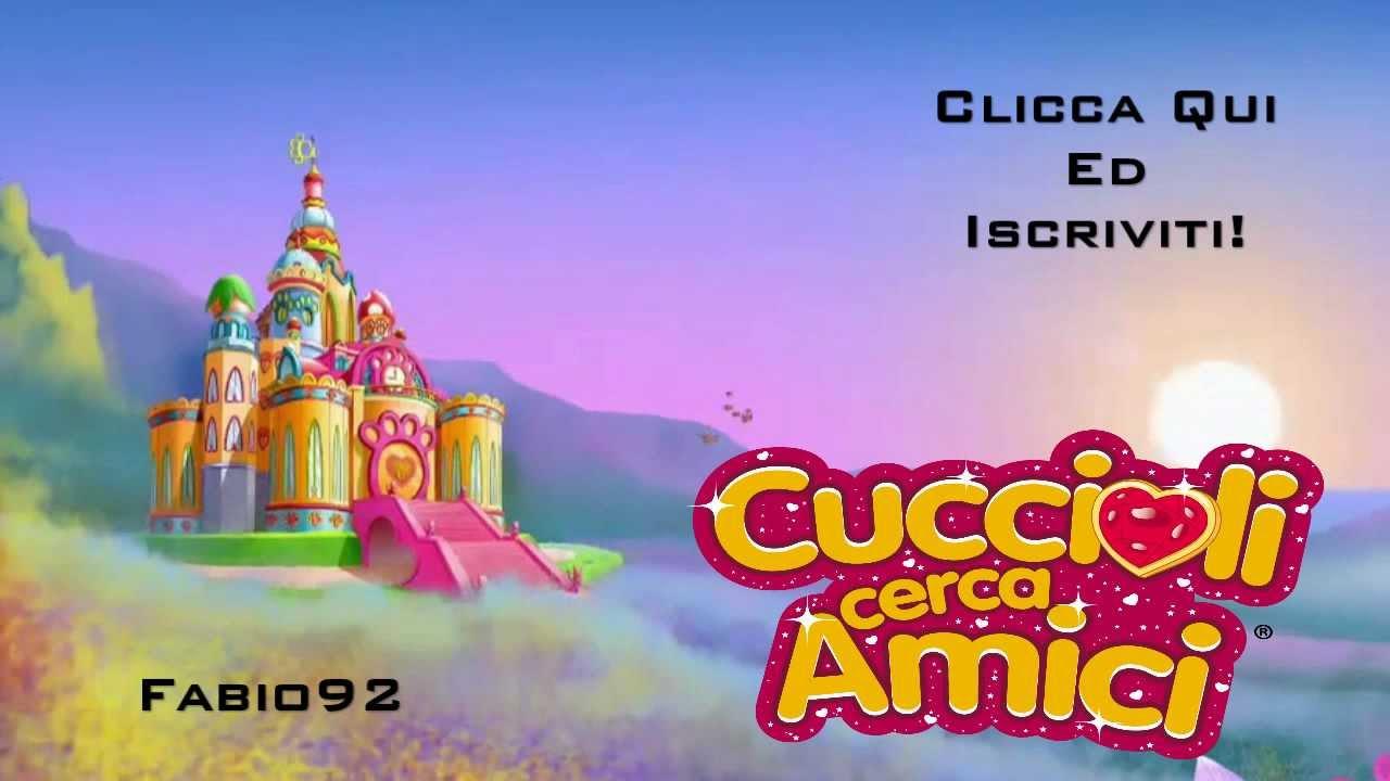 Cuccioli Cerca Amici Anteprima , Sigla 2 Min version. (IL Mio Cuore è per  Te!) , YouTube