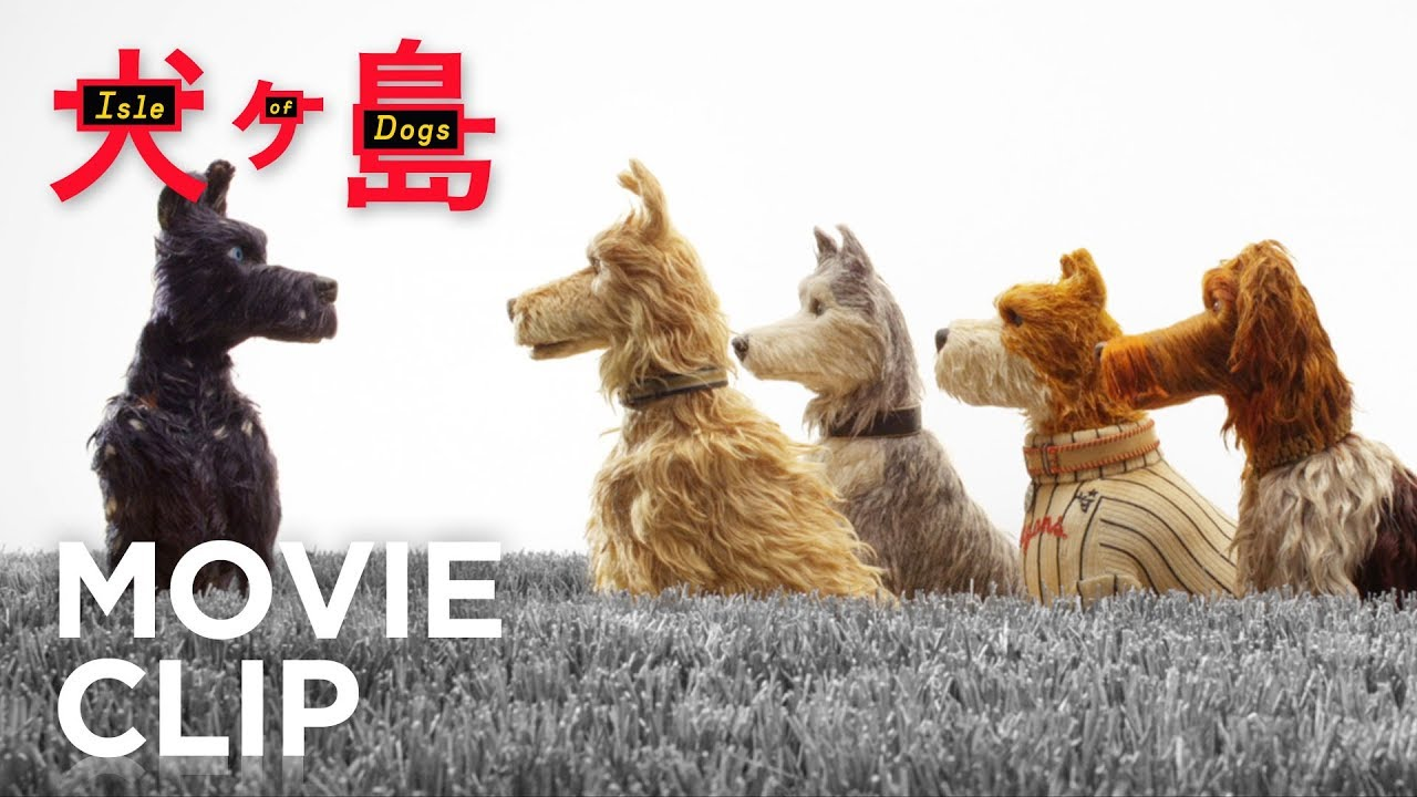 "ISLE OF DOGS | ""What's Your Favourite Food "" Clip 
