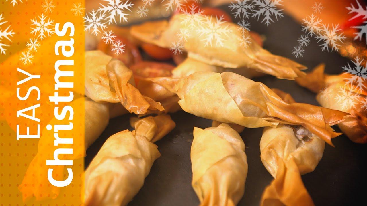 Savoury Crackers Easy Christmas Party Food Sainsburys
