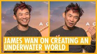 James Wan Interview - Aquaman
