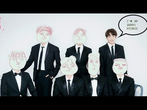 No One Can Diss BTS Like How BTS Disses Themselves #1