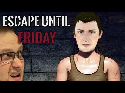 УСПЕШНЫЙ ПОБЕГ ► Escape Until Friday #2