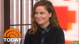 Amy Poehler: 'I Was A Late Bloomer, Which I Recommend To Anybody' | TODAY thumbnail