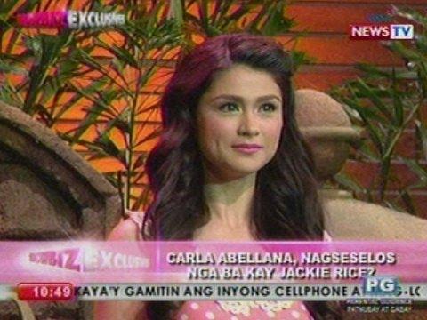 Download SE: Carla Abellana, nagseselos nga ba kay Jackie Rice?