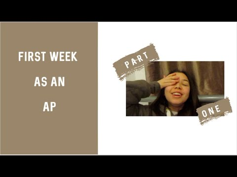 First Week As An Assistant Psychologist PT. 1    Week In The Life Vlog 9-5