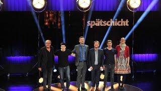 Spätschicht im Oktober | Olm, Alain Frei, Frowin, Miller und Schwarzmann