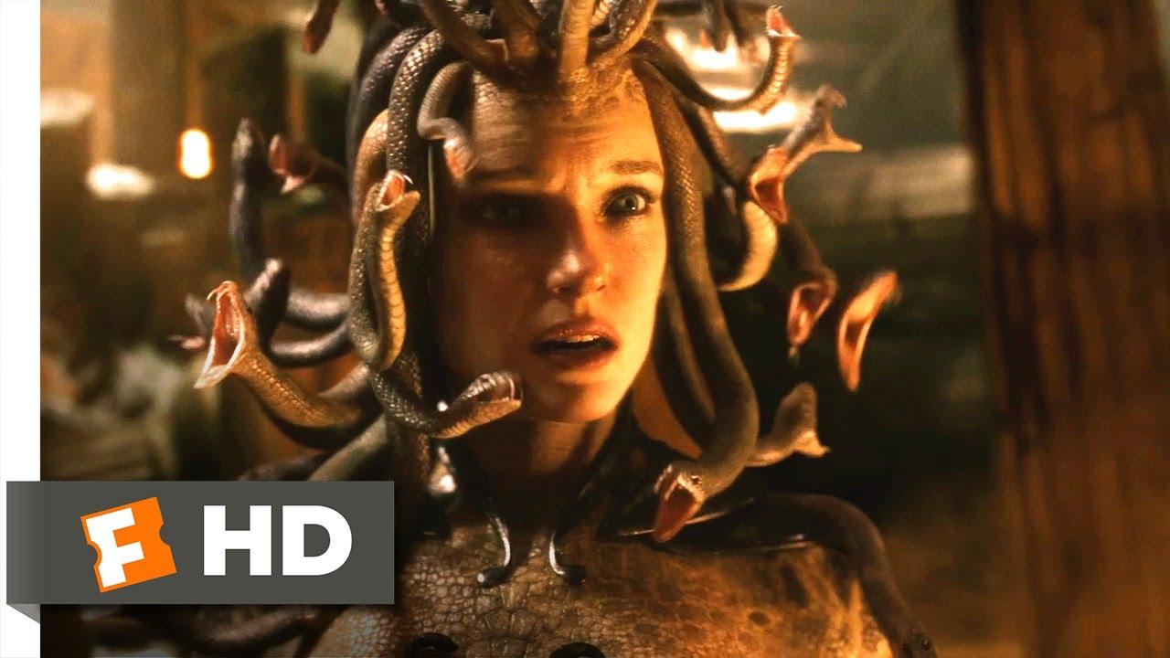 Clash Of The Titans 2010 Medusas Lair Scene 6 10 Movieclips Youtube
