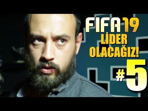FIFA 19 KARİYER #5: BÜYÜK TEKNİK DİREKTÖR!