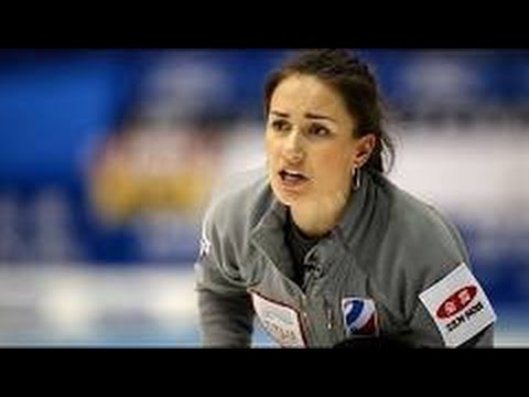 Curling 2015 CCT Stockholm Ladies Curling Cup ¦ Round Robin ¦  Jones (Can) - Sidorova (Rus)