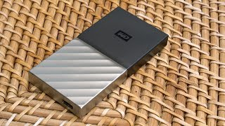 mqdefault - [amazon] Western Digital My Passport SSD 256GB mit USB-C für nur 98,51€ statt 108€ *PRIME*