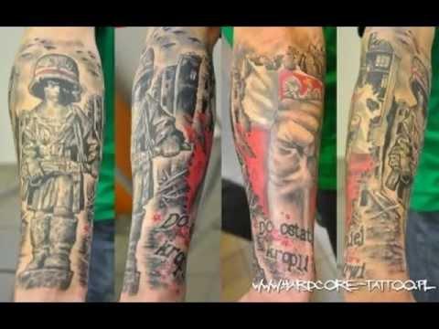Uprising 44 Tattoo Tatuaże Patriotyczne