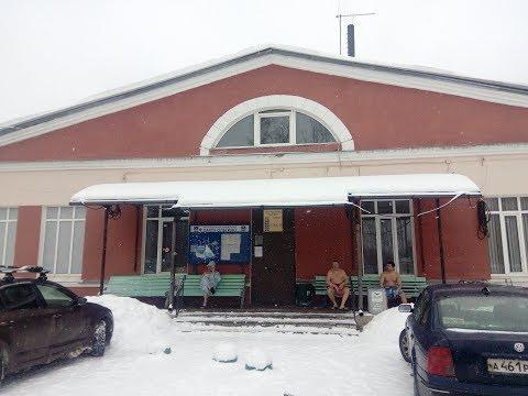 Баня в Лахте (исторический район) на берегу Финского залива (Приморский район)