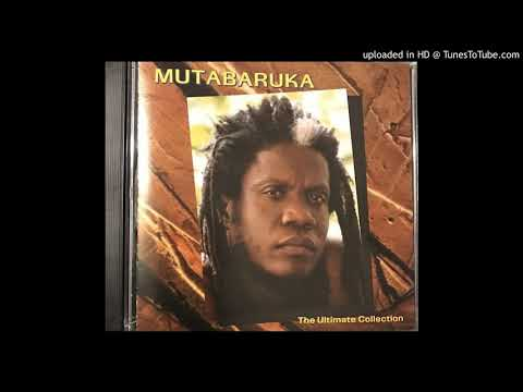 Dis Poem  Mutabaruka