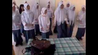 Goyang Oplosan - SMK N 3 Palembang
