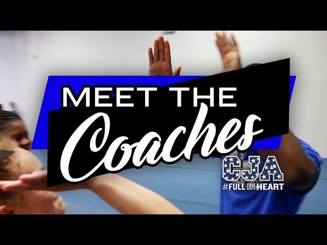 Meet The Coaches - Bryan